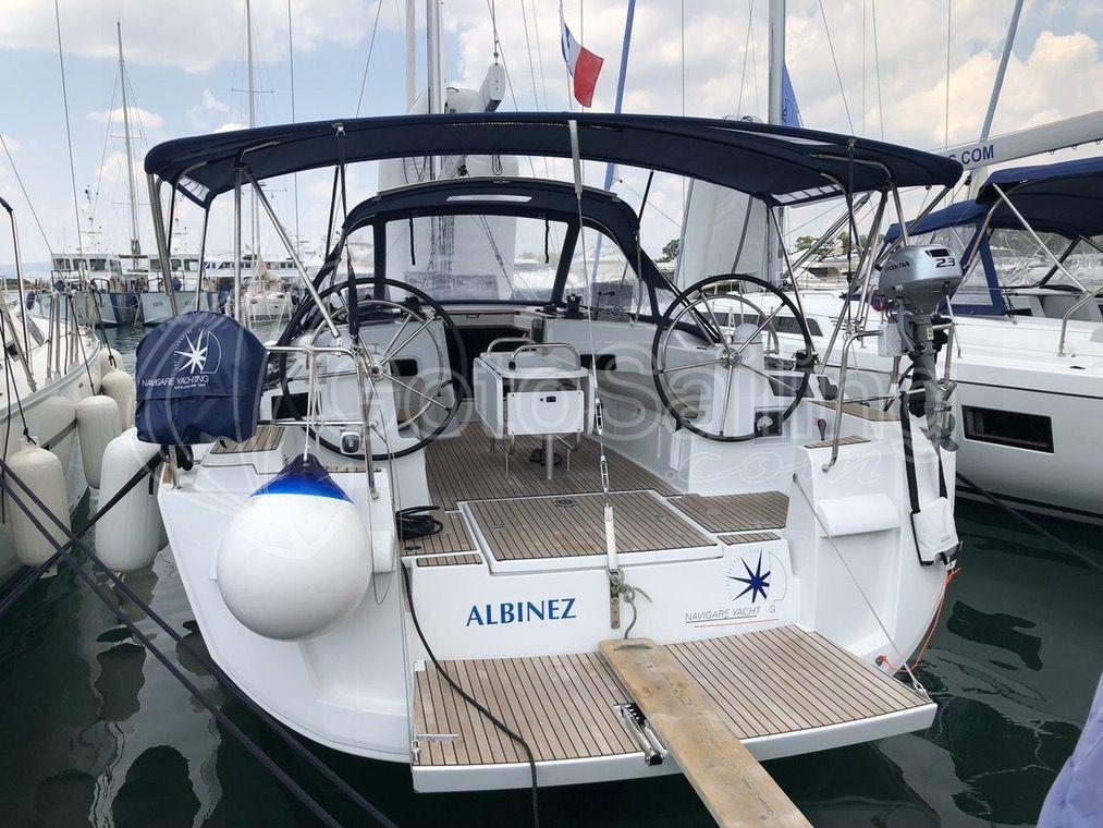 Albinez  Sun Odyssey 479