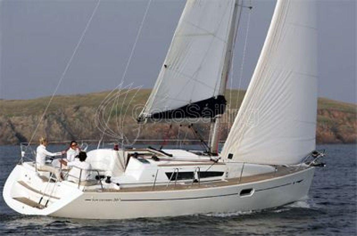 Aiolos Sun Odyssey 36i