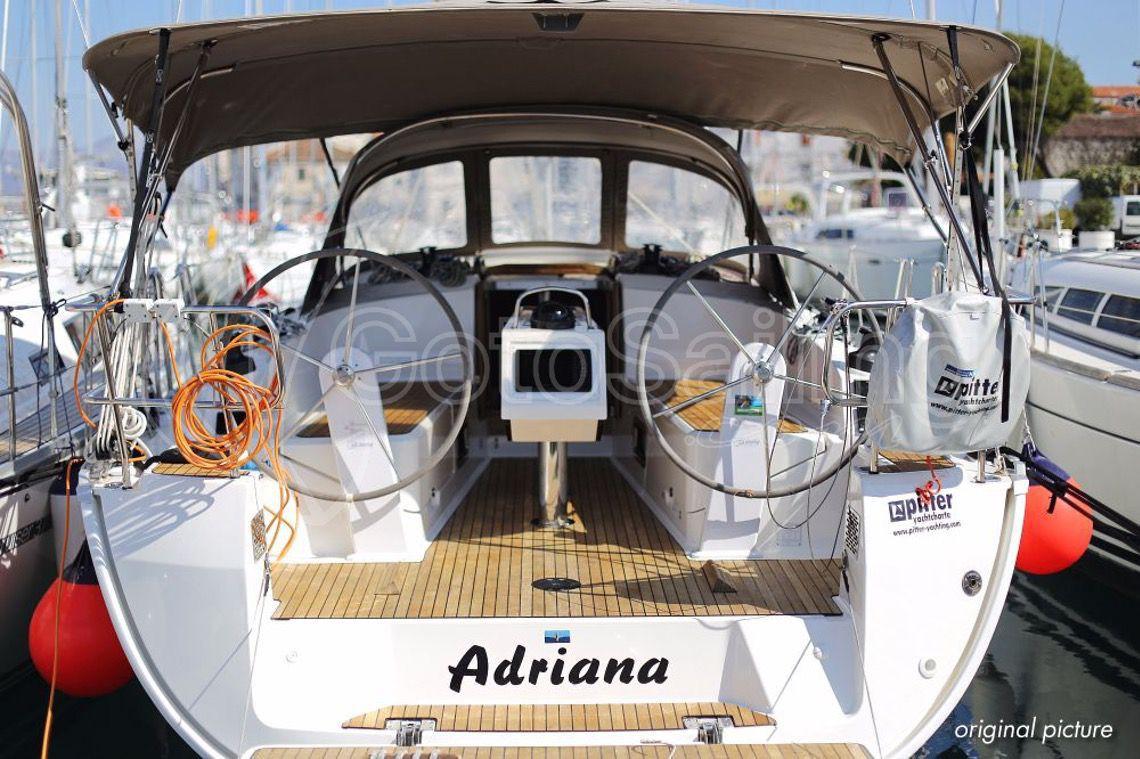 Adriana Bavaria Cruiser 37