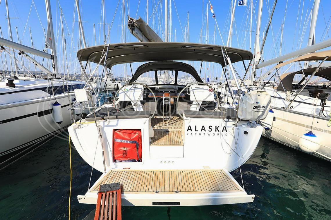 ALASKA Hanse 455