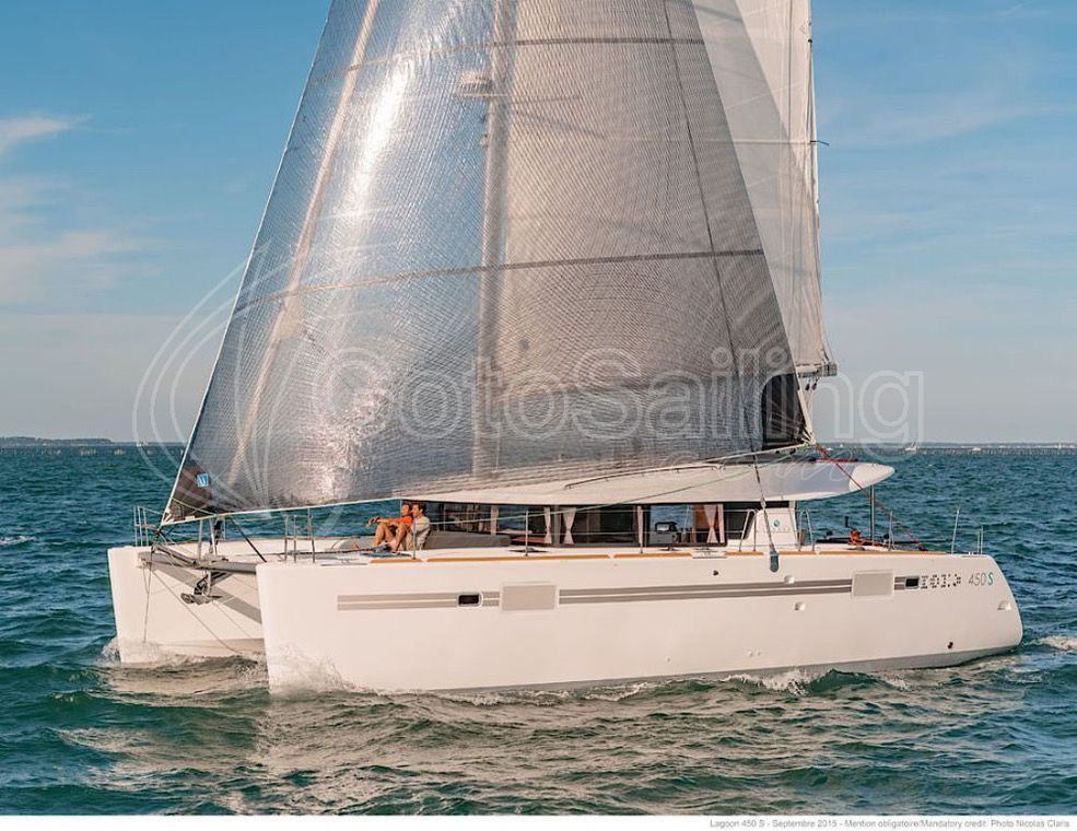 ALOHA Lagoon 450 S