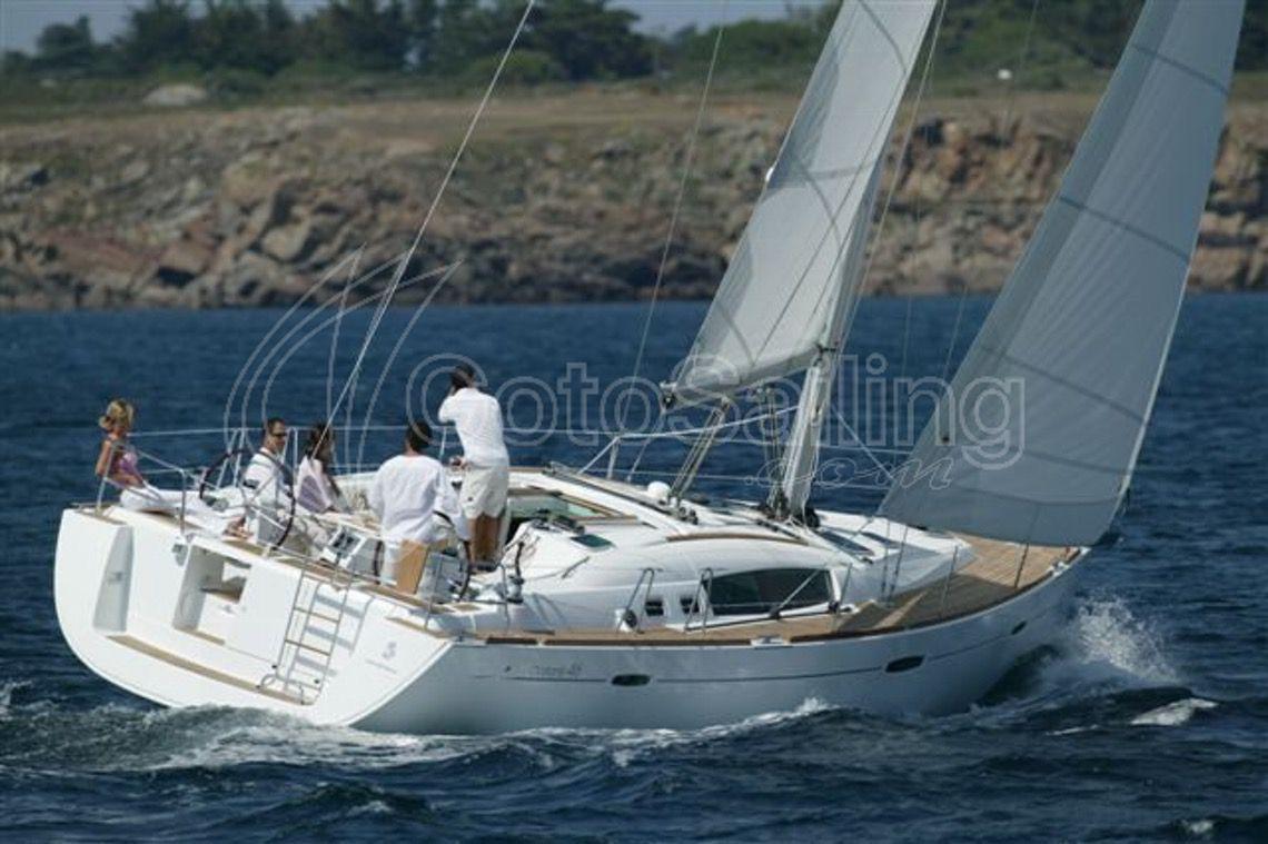 Aegeas Oceanis 46