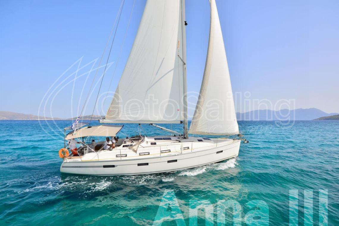 Anna III Bavaria Cruiser 40