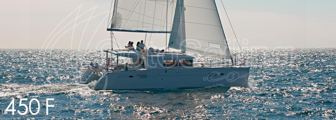 ANNATESSA  Lagoon 450 F