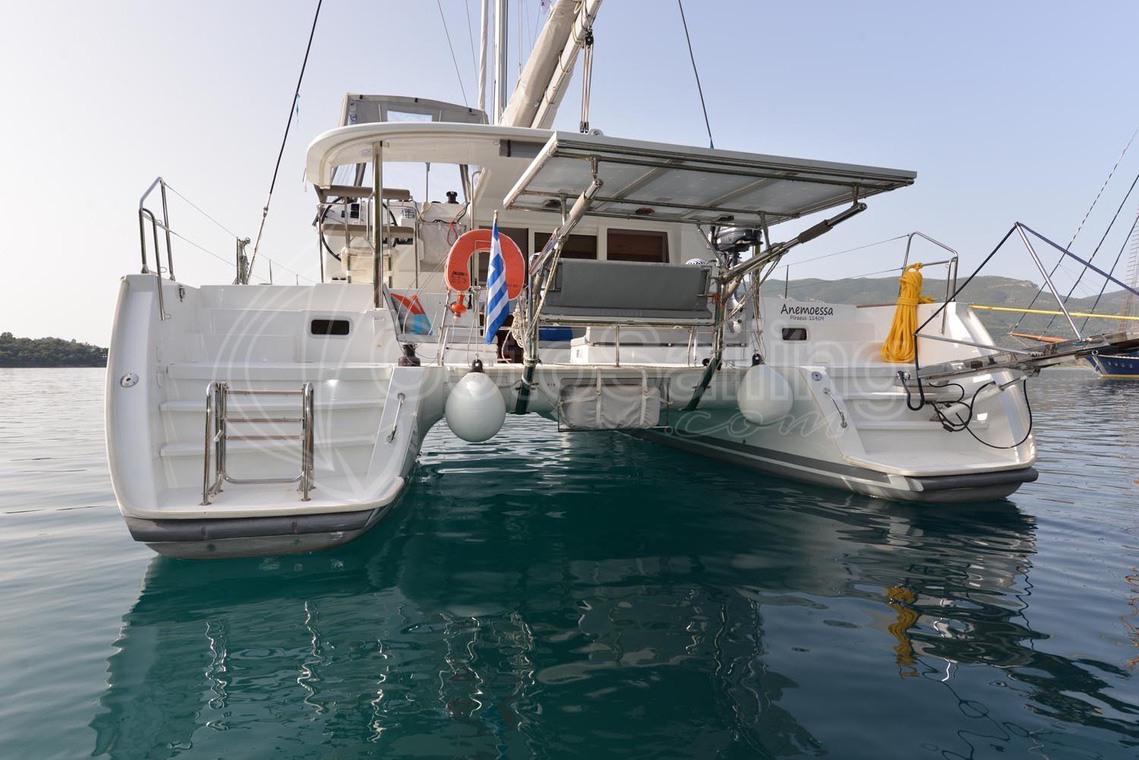 Anemoessa Lagoon 400 S2