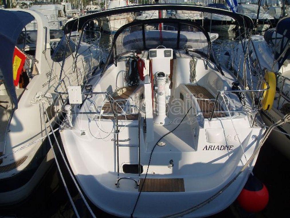 Ariadne Oceanis Clipper 343