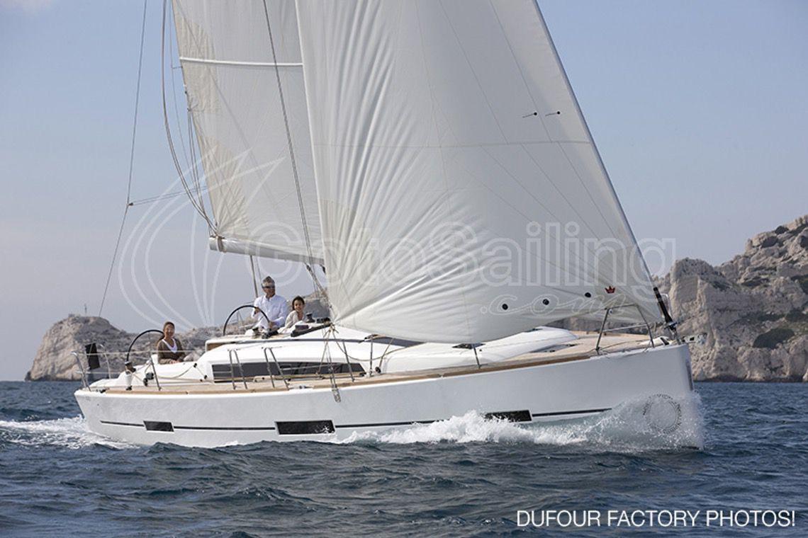 Amazing Dufour 412 GL