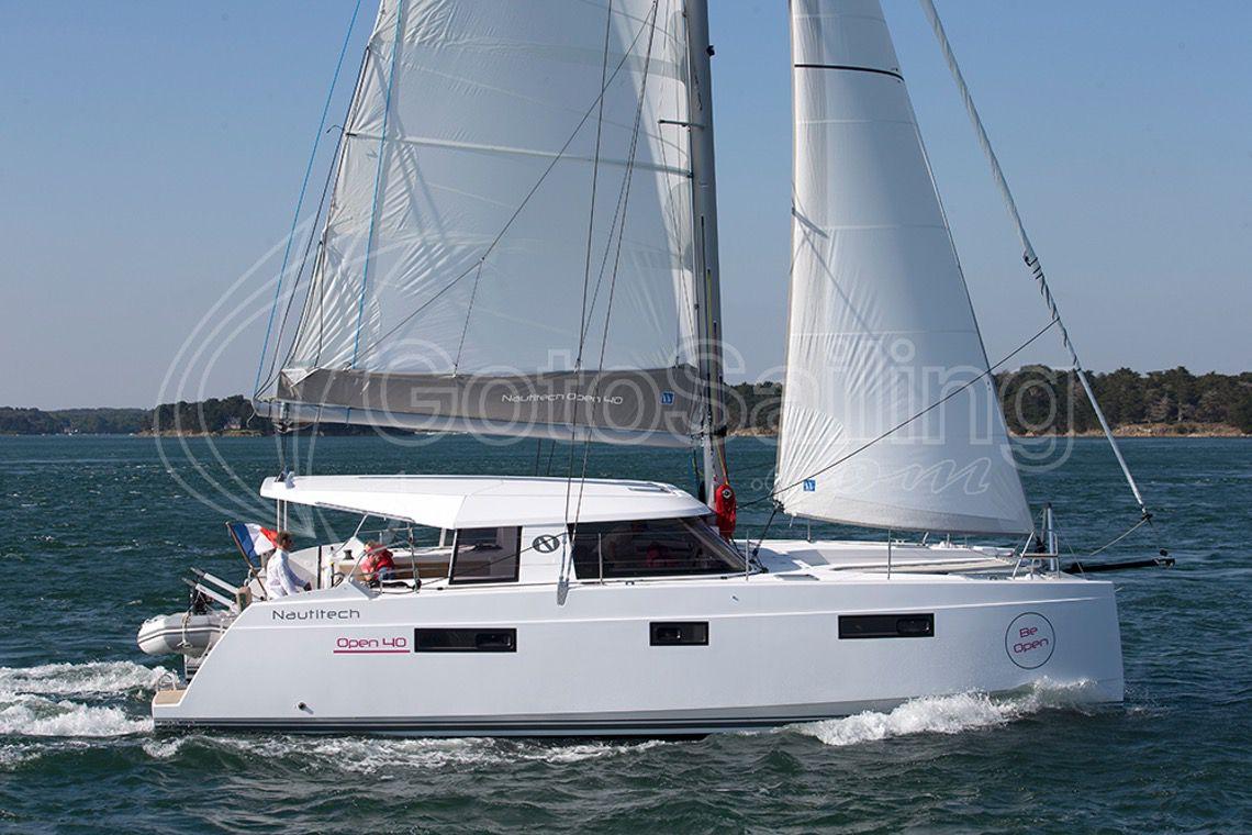 Silverstar III Nautitech 40