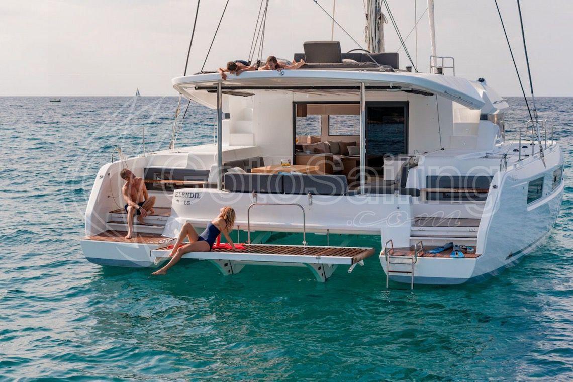 For Sail II Lagoon 50