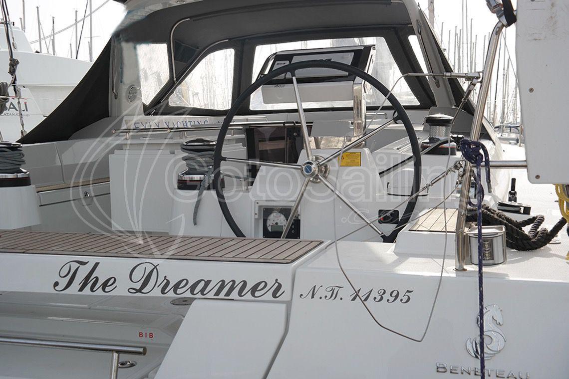 The Dreamer Oceanis 55