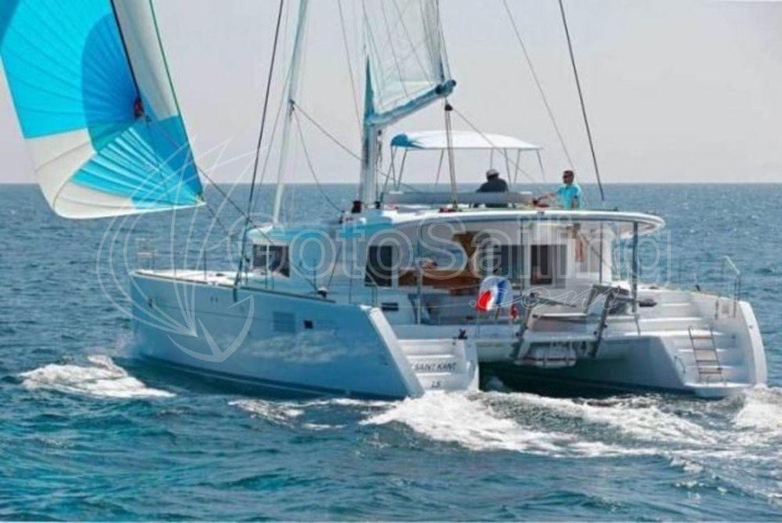 Odysseas Lagoon 450