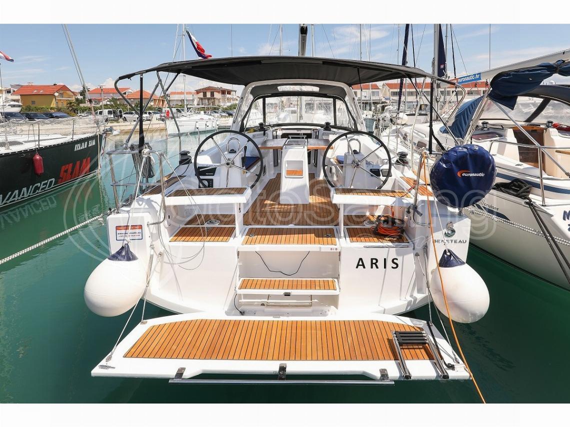 ARIS Oceanis 35.1