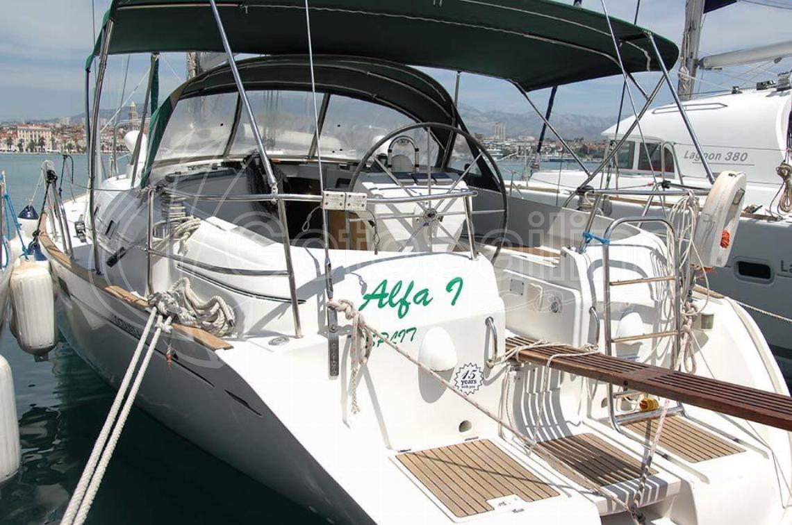 Alfa 1 Oceanis Clipper 461