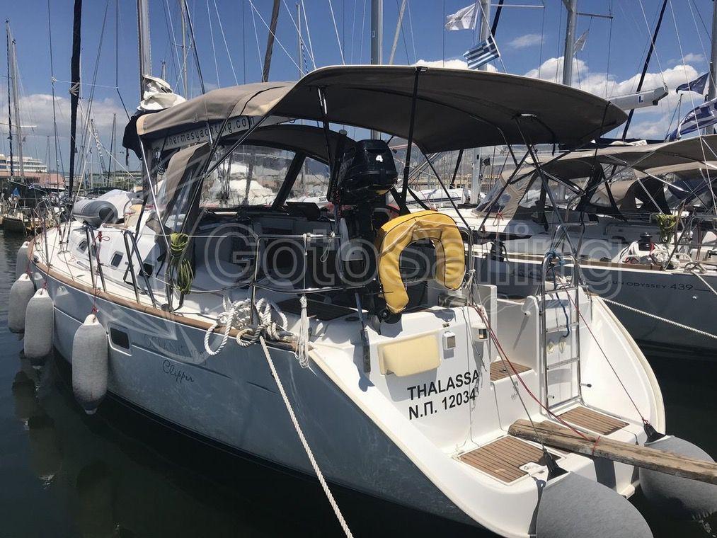 Thalassa Oceanis 423