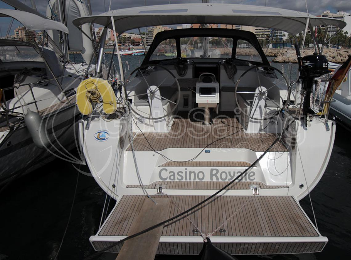 Casino Royale Bavaria Cruiser 46