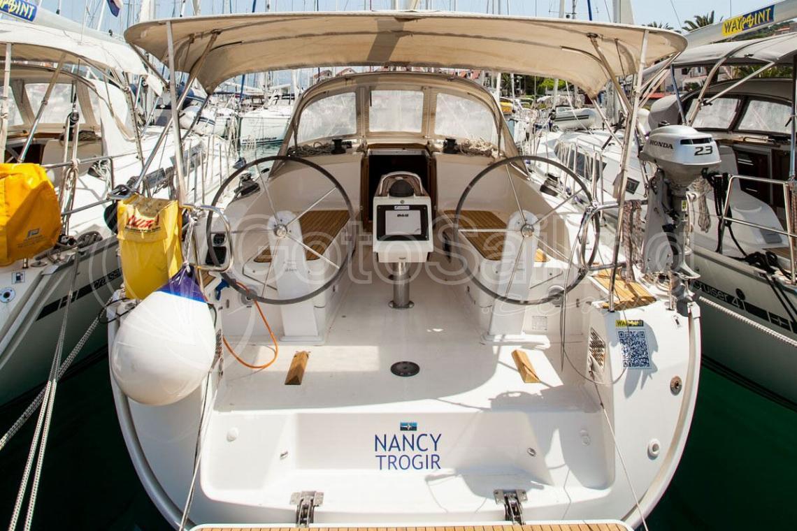 Nancy Bavaria Cruiser 37