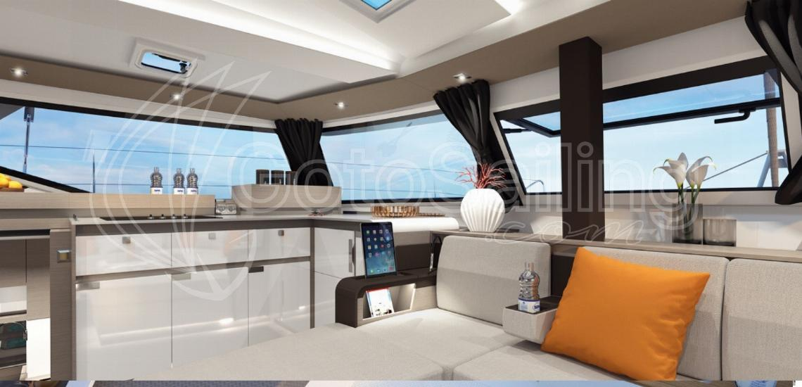 Vienna Pearl Fountaine Pajot New 45