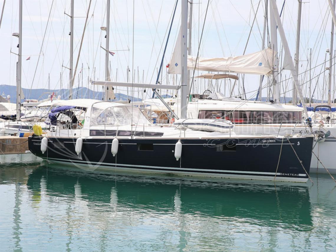 San Clemente  Oceanis 48