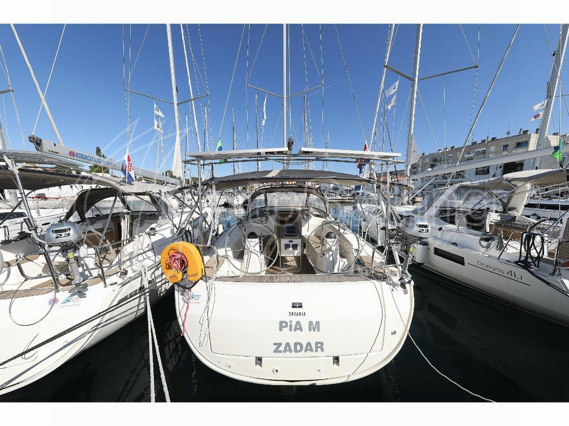 Pia M Bavaria Cruiser 40