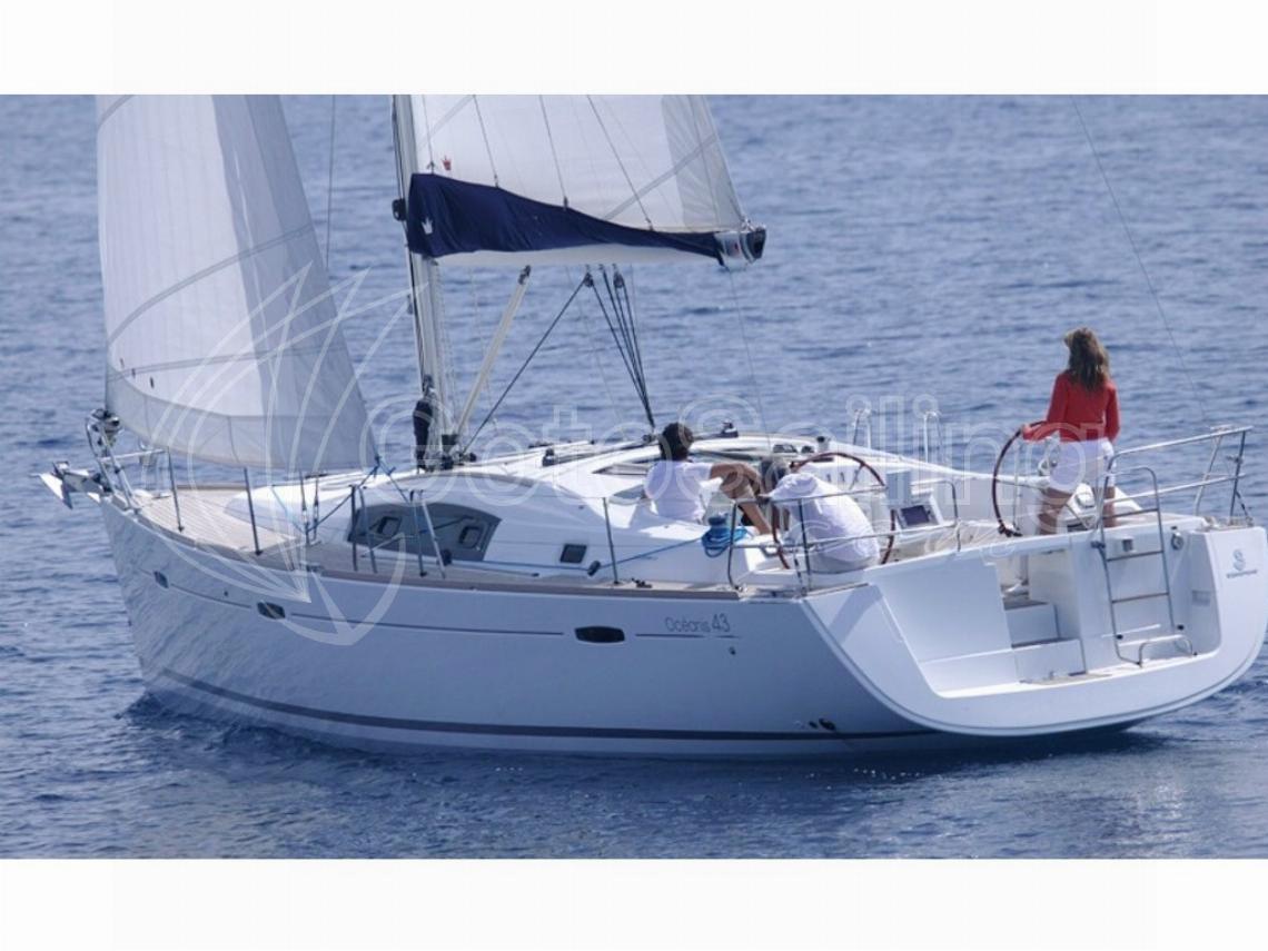 O43-09-4 Oceanis 43