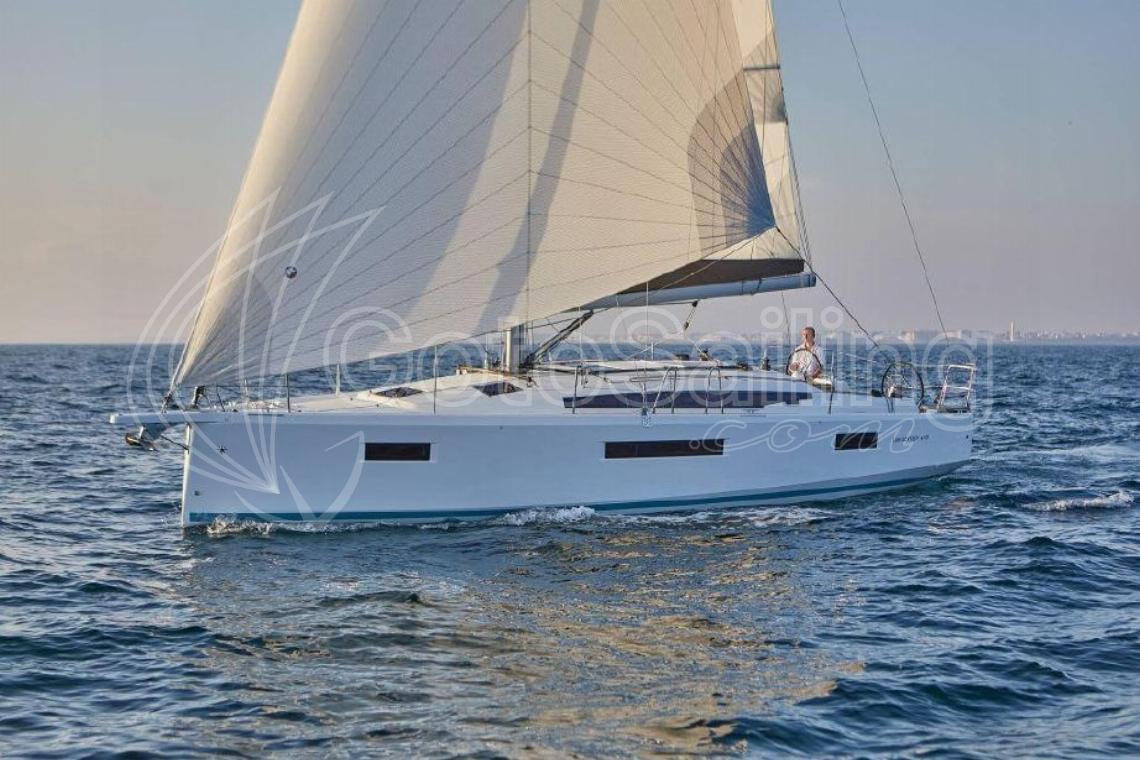 Elcano Sun Odyssey 410