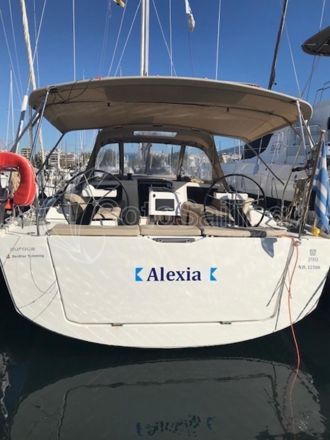 Alexia Dufour 390 GL