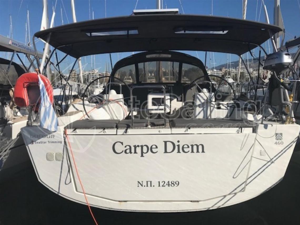 Carpe Diem Dufour 460 GL