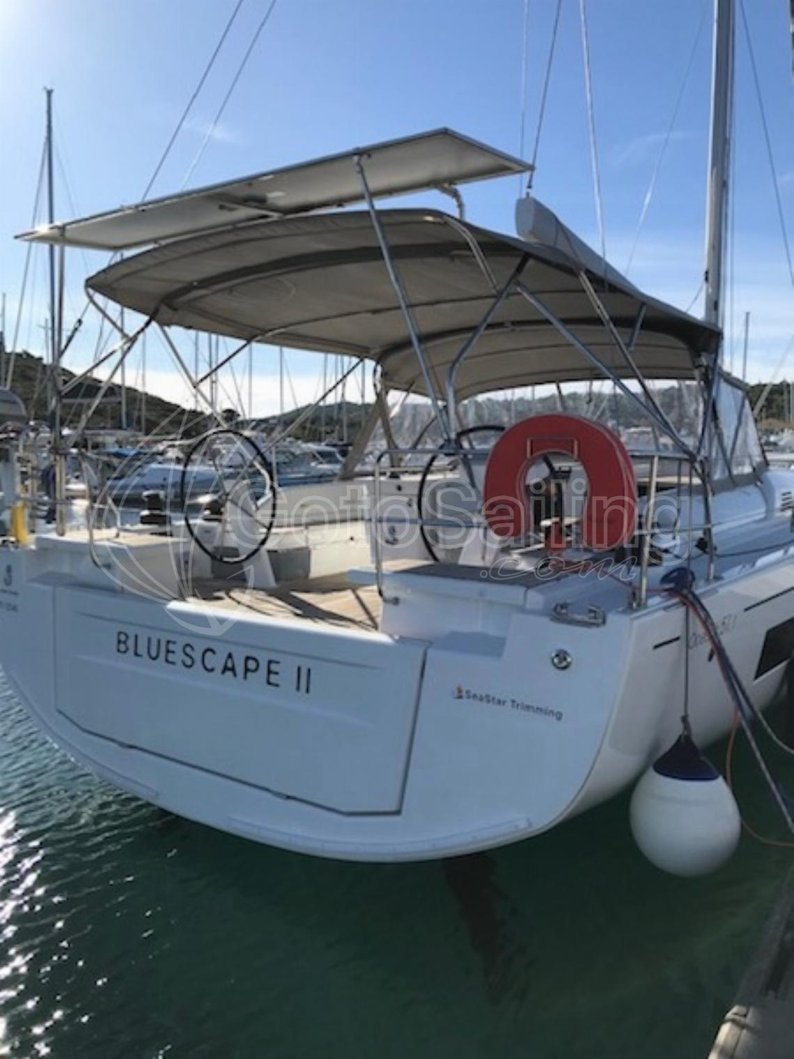 Bluescape II Oceanis 51.1