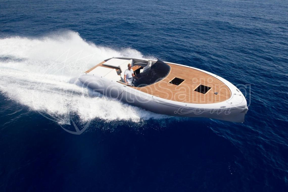 ADRIATIC FALCON Frauscher 1017 GT