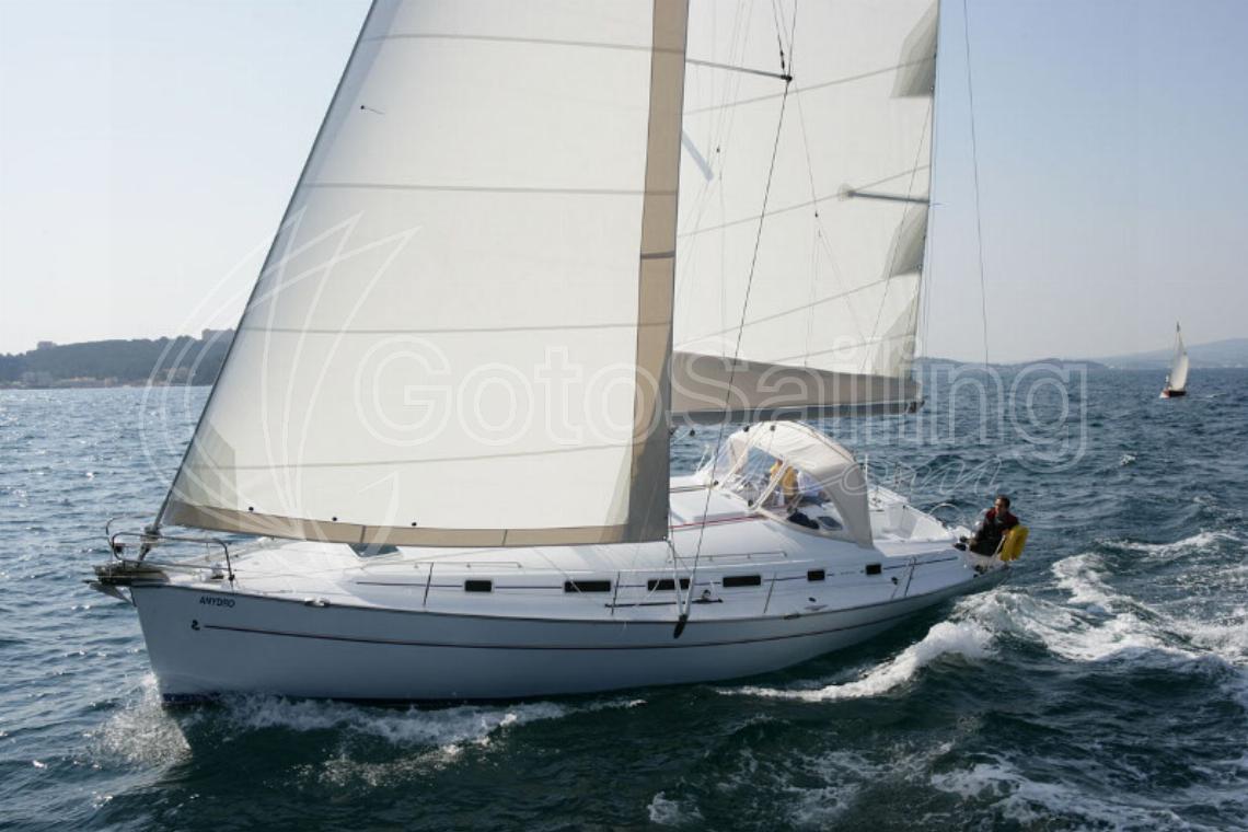 Amirante Cyclades 50.5