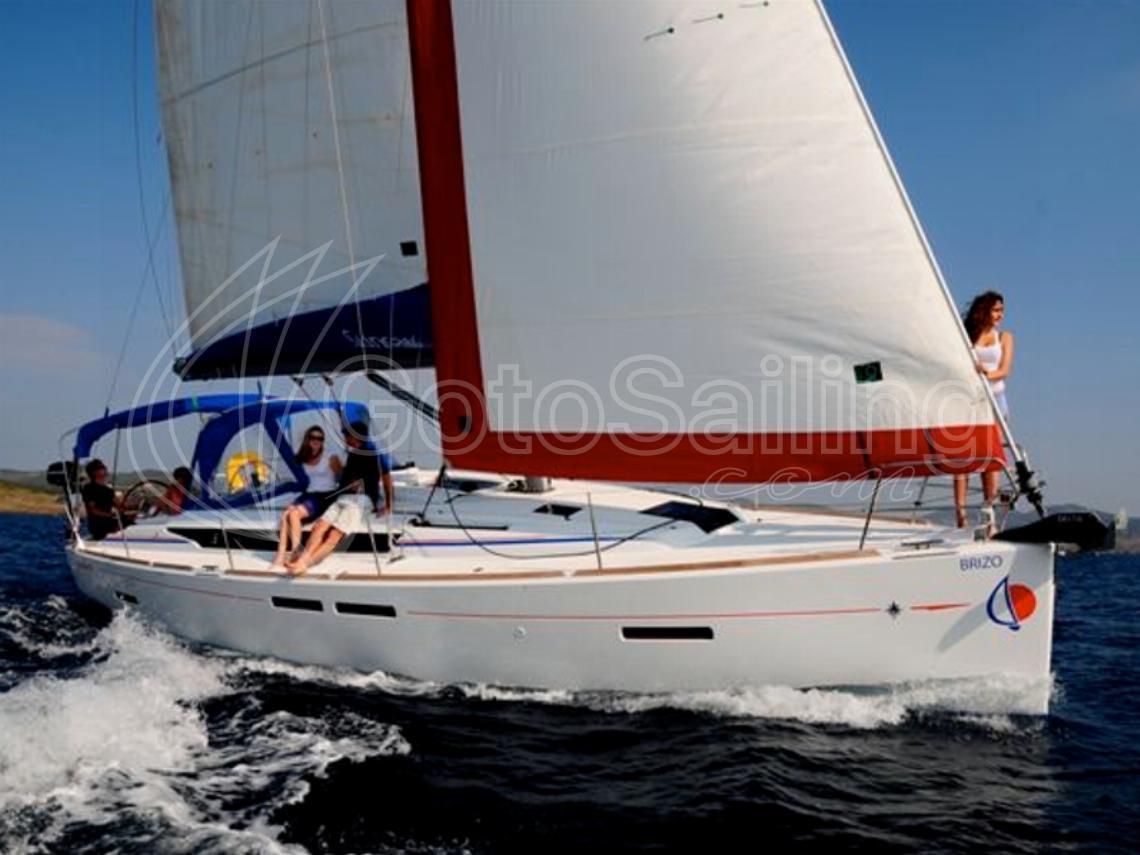 Sunsail 41 Sun Odyssey 419