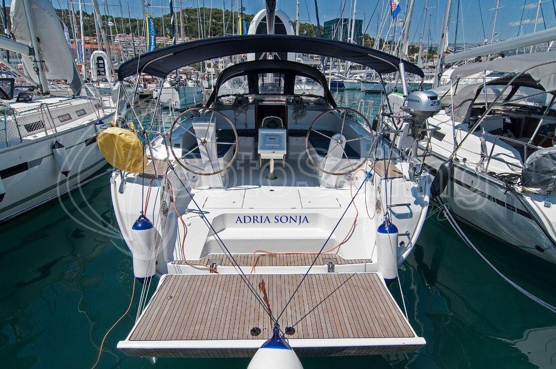 Adria Sonja Bavaria Cruiser 46