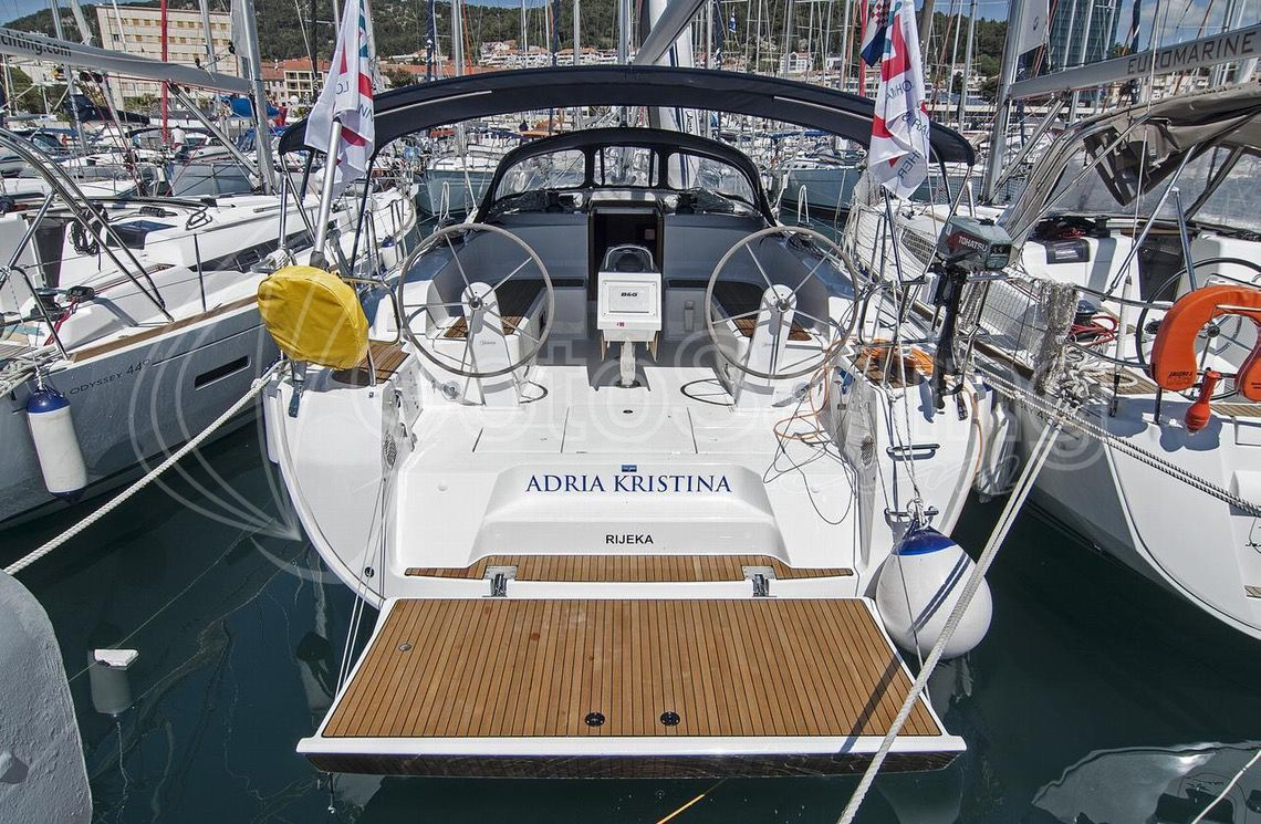 Adria Kristina Bavaria Cruiser 46