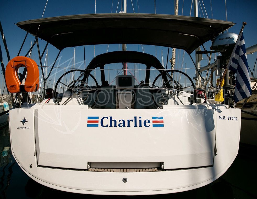 Charlie Sun Odyssey 449