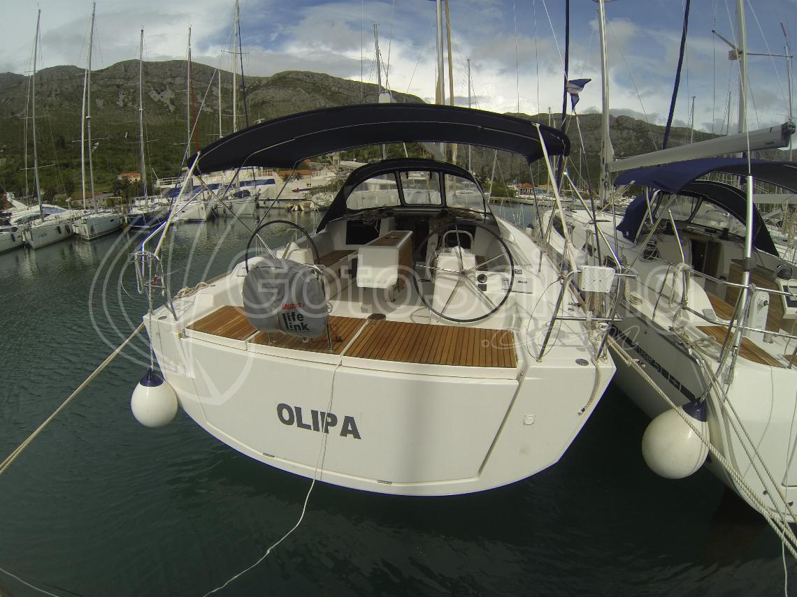 Olipa Dufour 460 GL