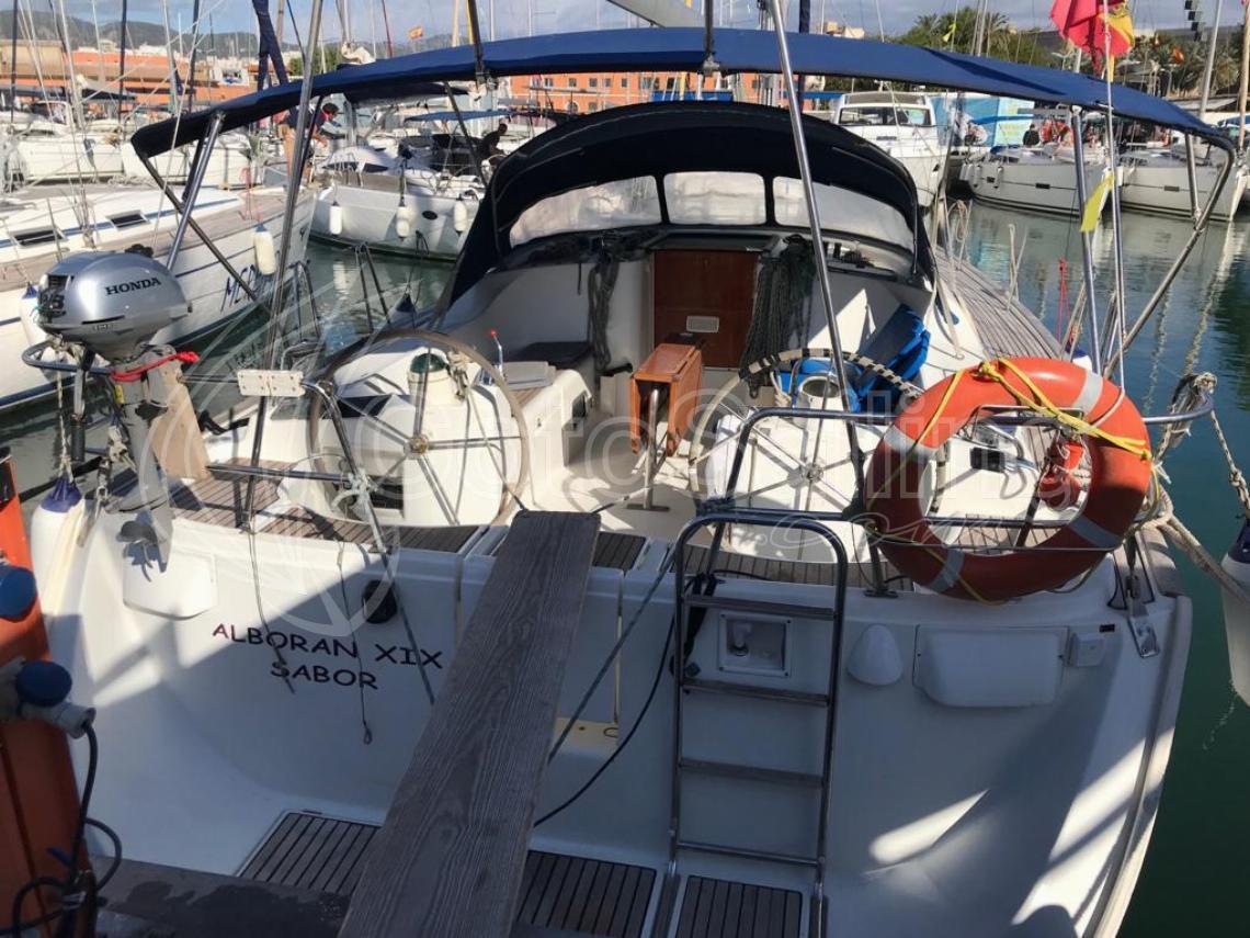 Alboran XIX Sabor (Majorca) Oceanis Clipper 473