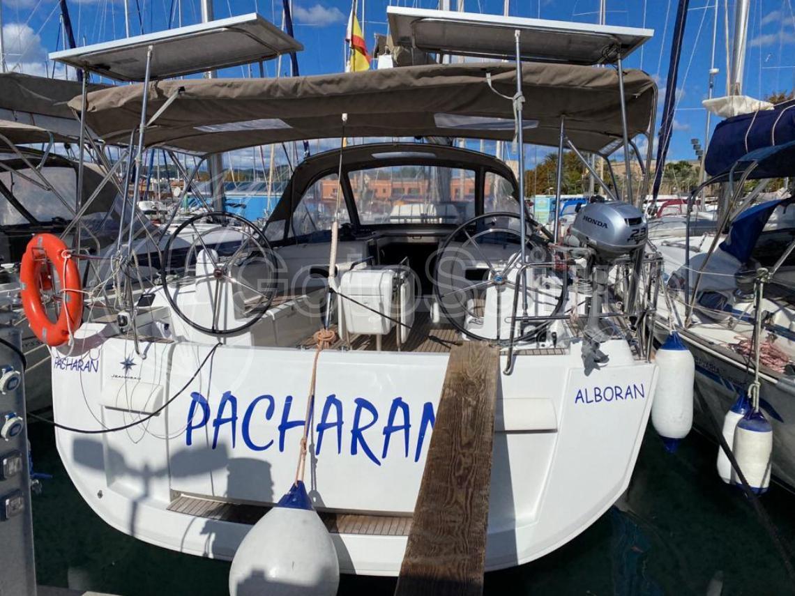Alboran Pacharan (Majorca) Sun Odyssey 519