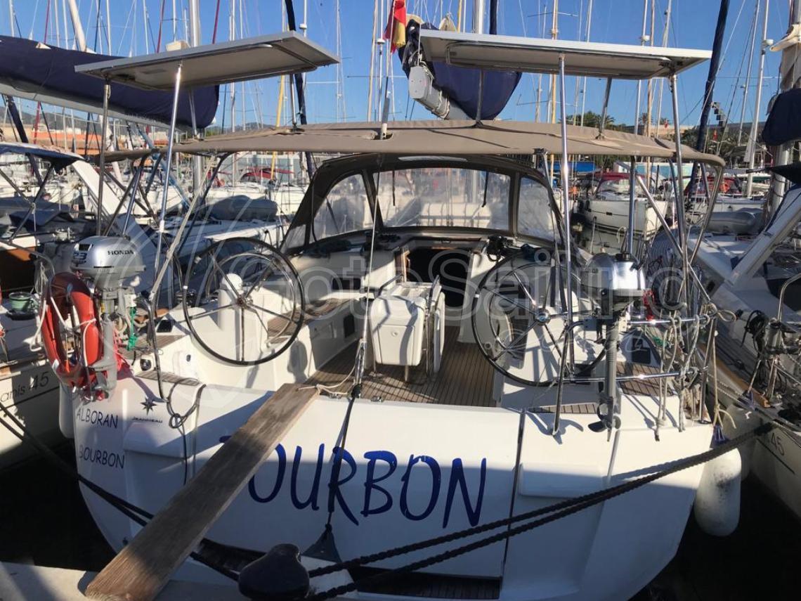 Alboran Bourbon (Majorca) Sun Odyssey 519