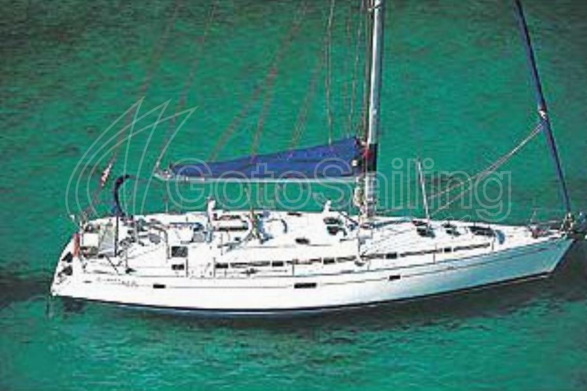 Alboran Monica (Majorca) Oceanis 50