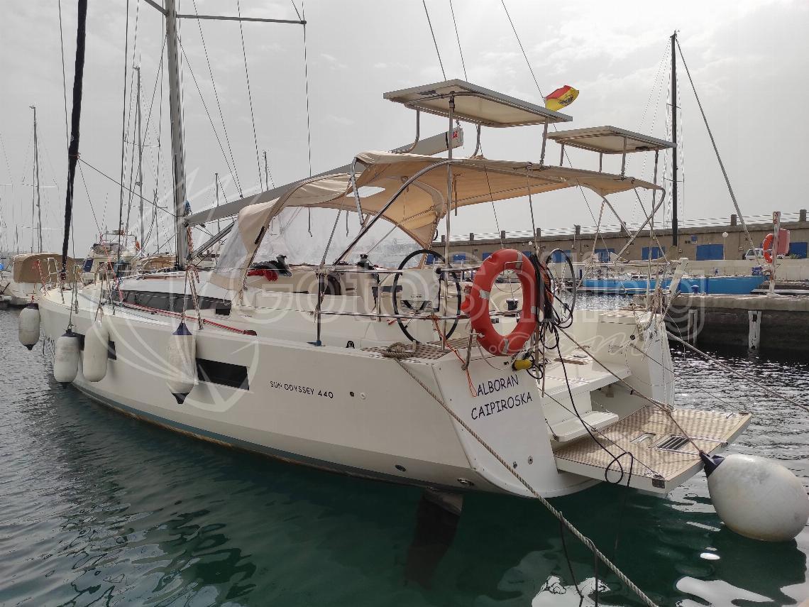 Alboran Caipiroska (Majorca) Sun Odyssey 440