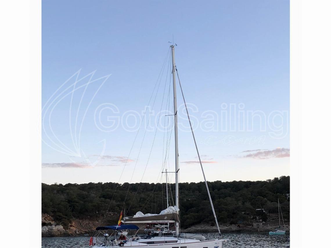 Alboran Limoncello (Las Galletas) Sun Odyssey 419