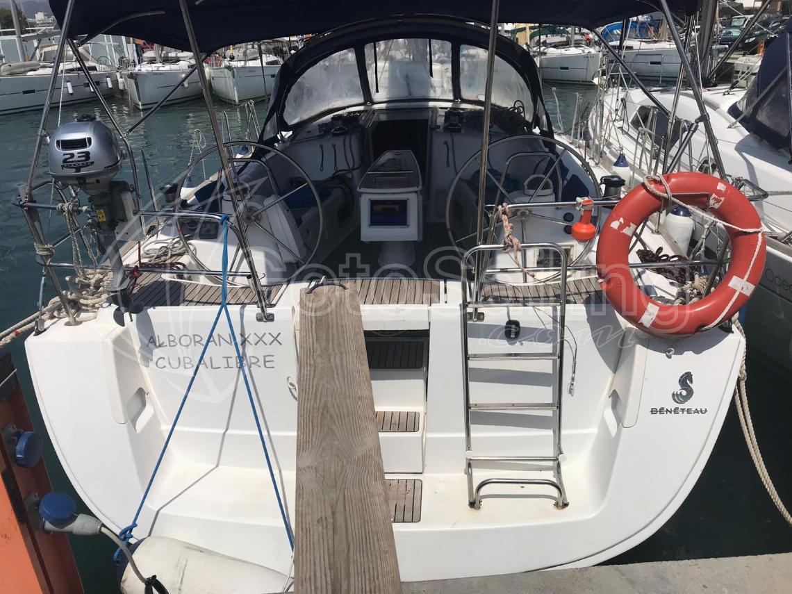 Alboran XXX Cubalibre (Majorca) Oceanis 43