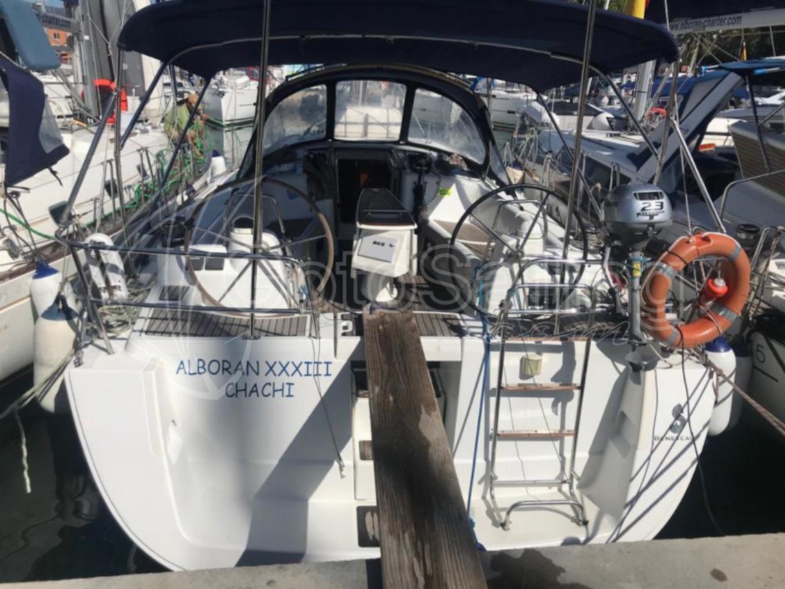 Alboran XXXIII Chachi (Las Galletas) Oceanis 40
