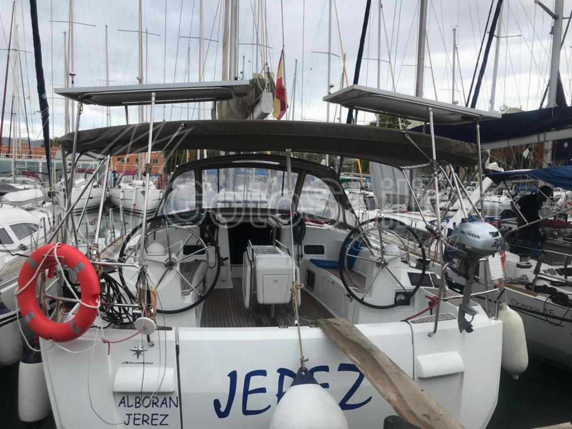 Alboran Jerez (Majorca) Sun Odyssey 519