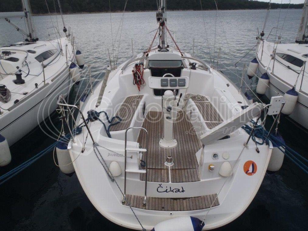 Čikat Sun Odyssey 32i