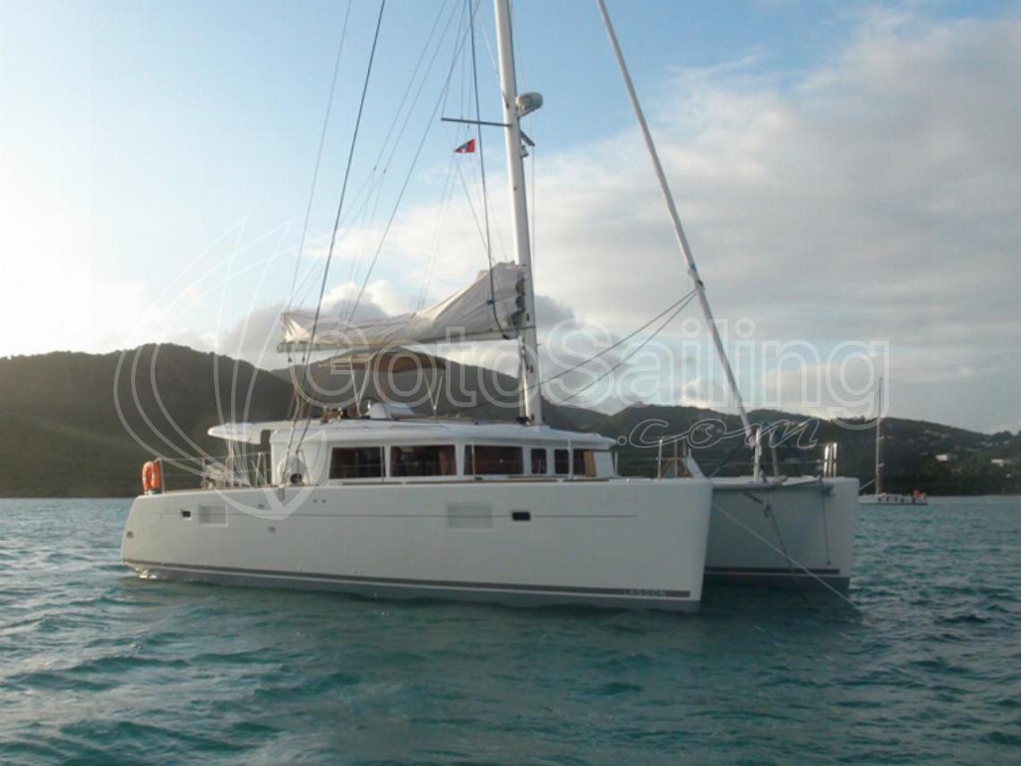 Agata Lagoon 450