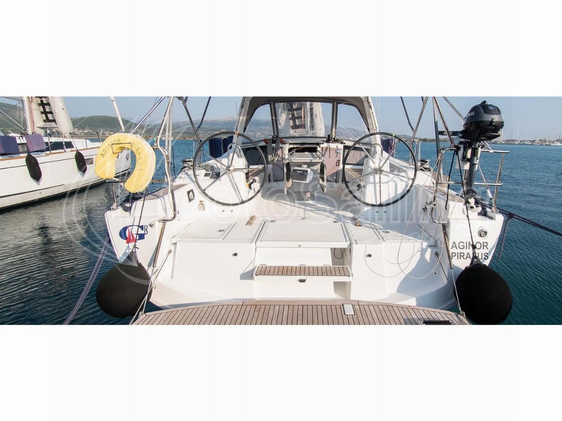 AGINOR Oceanis 41.1