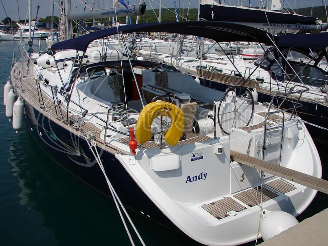 Andy Oceanis Clipper 473