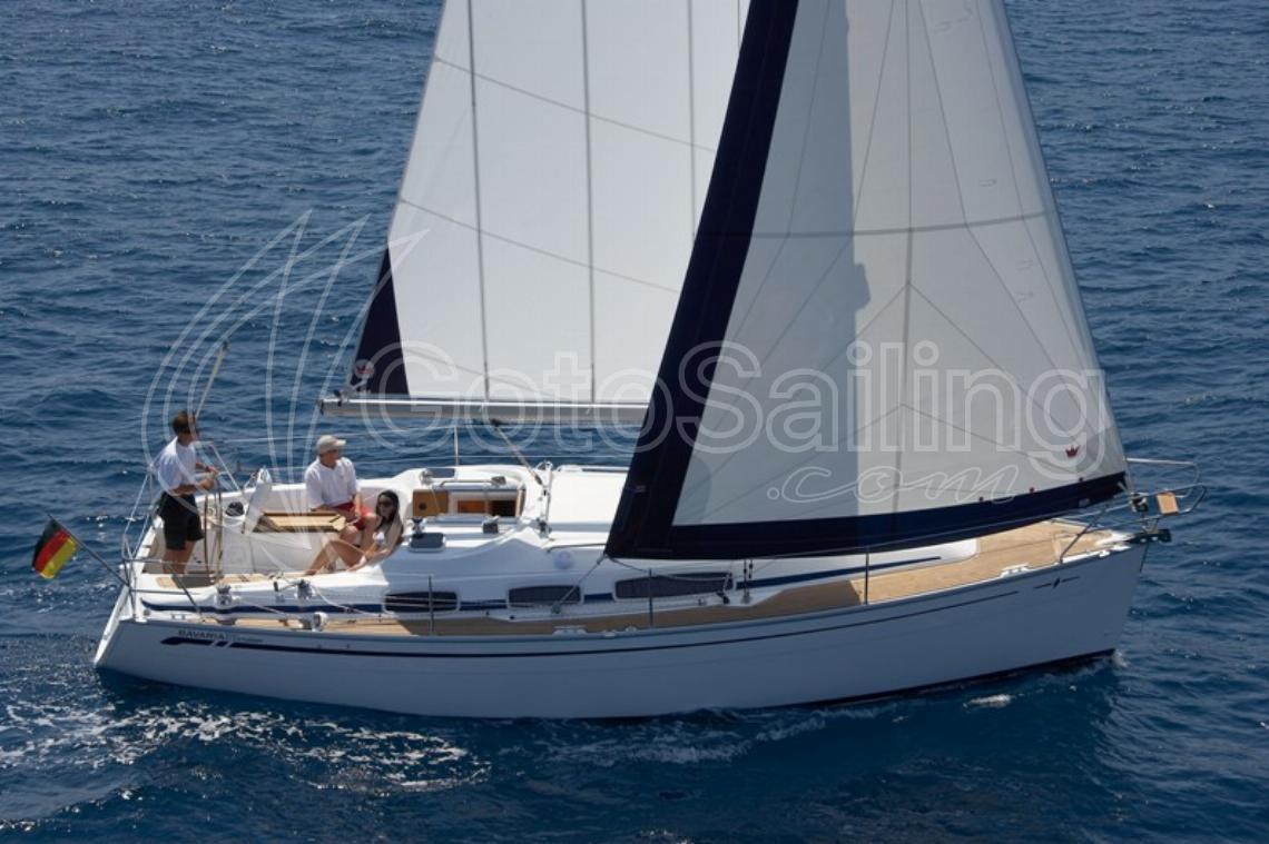 Achi Bavaria Cruiser 31