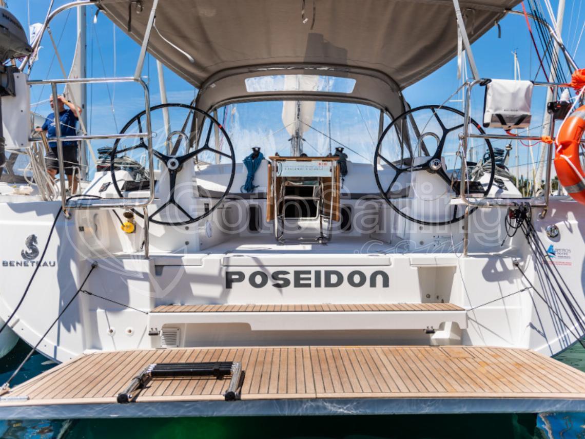 Poseidon Oceanis 40.1